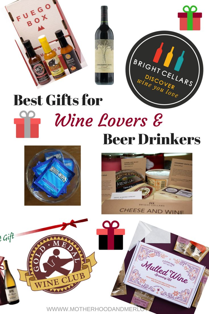 Alcohol Gifts | Drinking Gifts for Men | Man Crates