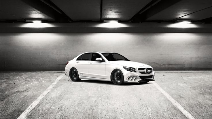 Checkout my tuning #Mercedes #C63S 2015 at 3DTuning #3dtuning #tuning