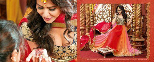 Charming Black, Peach Puff, Red & Rose Pink Long Length Anarkali #wedding #Saree #lehnga #ethnic #wear #Anarkali #Muslim #Indian #Fashion #Salwar #Kameez #party #Dresses #women #blouse #Latest #Outfits #Bridalwear #Desiwedding #designer #gorgeous #beautiful #shaadi #suit #bride #stylish #bollywood #beauty #net #georgette #embroidery
