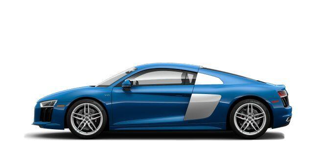 2018 Audi R8 Coupe Price Specs Audi Usa Audi Usa