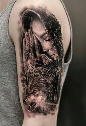 Pavel Krim, Zoi Tattoo, Stockholm & Malmö, Sweden