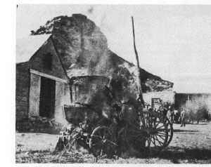 """The Cape Argus of 21/6/1900 clearly states that the destitution of these women and children was the result of the English's plundering of farms:""""Within 10 miles we burned not less than six farm homesteads.Between 30 and 40 homesteads were burned and totally destroyed between Bloemfontein and Boshoff. Many others were also burned down. With their houses destroyed, the women and children were left in the bitter South African winter in the open.""""The British history text book says nothing about…"""