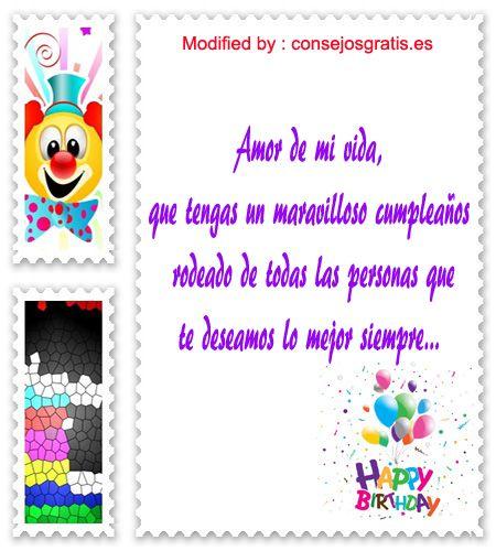 bonitos mensajes de feliz cumpleaños para mi amor,enviar bonitos mensajes de feliz cumpleaños para mi amo: http://www.consejosgratis.es/bellas-cartas-de-cumpleanos-para-mi-novio/