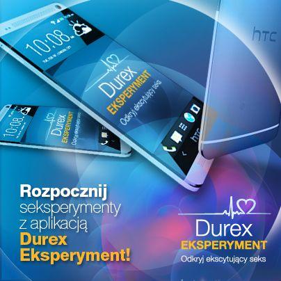 app Durex Eksperiment