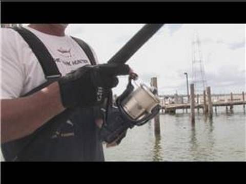 Fishing Tips : How to Use a Spinning Reel