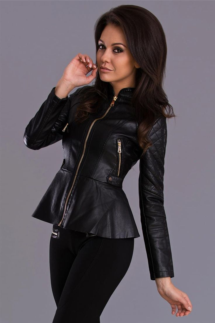 Redial bunda černá http://www.cosmopolitus.com/redial-kurtka-czarny-75081-p-91336.html #bunda, #Ramones, #kabat, #damske #kabat, #vesta, #podzim, #zima, #dziny,