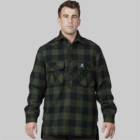 Swanndri Men's Ranger Xtreme Wool Shirt