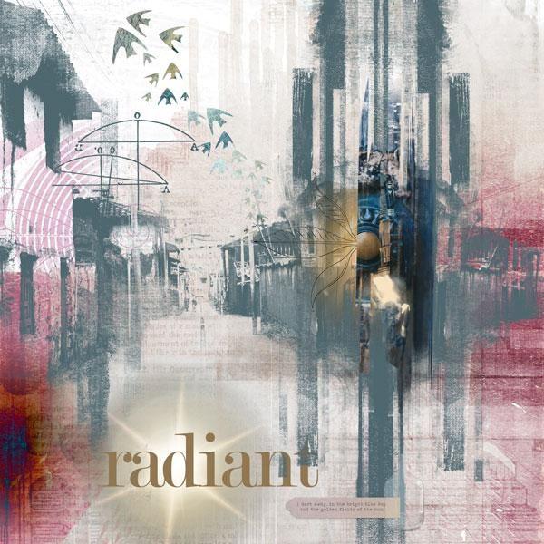 Radiant-Jen Maddocks Designs  Bricolage Challenge November 2017 (Challenge 11) freebie  Urban 6  Urban Grunge 7  Soar  Time Flies  Home For Christmas