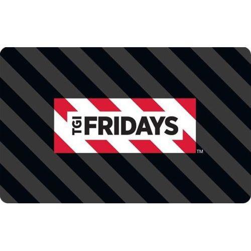 $50 TGI Fridays Gift Card for only $40  at  ebay.com #LavaHot http://www.lavahotdeals.com/us/cheap/50-tgi-fridays-gift-card-40-ebay/108052