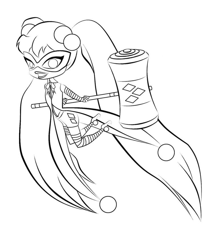 disney chibis coloring pages - photo#26