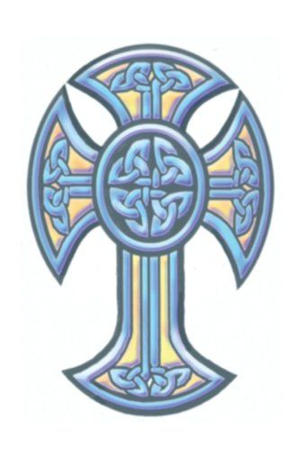 TL602 Temporary Tattoo Celtic Cross Tinsley Transfers http://www.amazon.com/dp/B005NJA8EG/ref=cm_sw_r_pi_dp_TaMWvb16RYR2Z