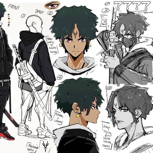 Pin By Harris On Art Anime Character Design Concept Art Characters Character Art