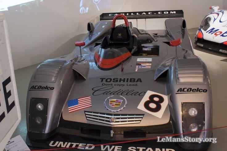Cadillac Northstar LMP 900 Ultimate Racing History Le Mans Car Museum