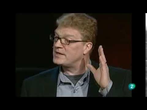 Las escuelas matan la creatividad - Ken Robinson, locución en español.