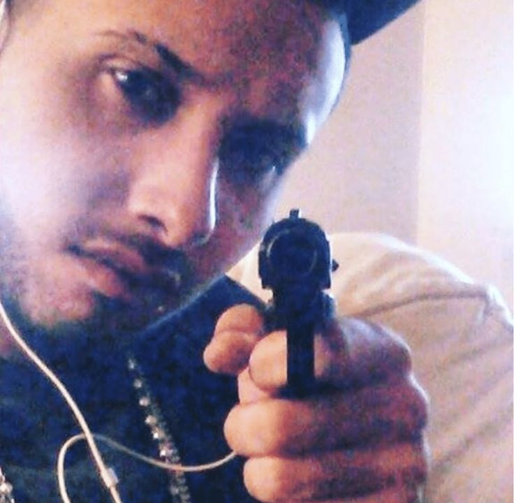 Images of Esteban Santiago on instagram and Facebook show the shooter posting incriminating photos, including that of him holding a hand-pistol at the viewer in one image Read more at https://scallywagandvagabond.com/2017/01/esteban-santiago-ft-lauderdale-shooter-instagram-facebook/#DHwIZ8o0tXUpcyrk.99 Esteban Santiago Ft Lauderdale shooter