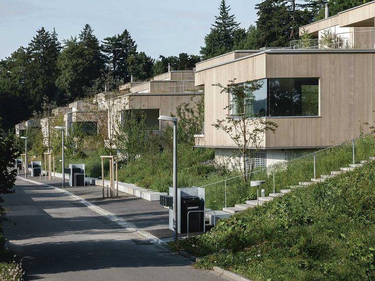 best architects architektur award // Peter Kunz Architektur / Peter Kunz Architektur / Landenberg / Wohnungsbau/Mehrfamilienhäuser