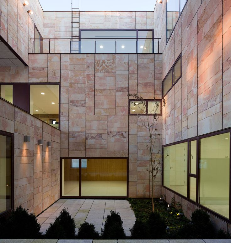 Gallery of Offices for County Council in Zamora / G+F Arquitectos - 5