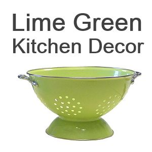 A Collection Of Lime Green Kitchen Decor For You Home Click Through To View All