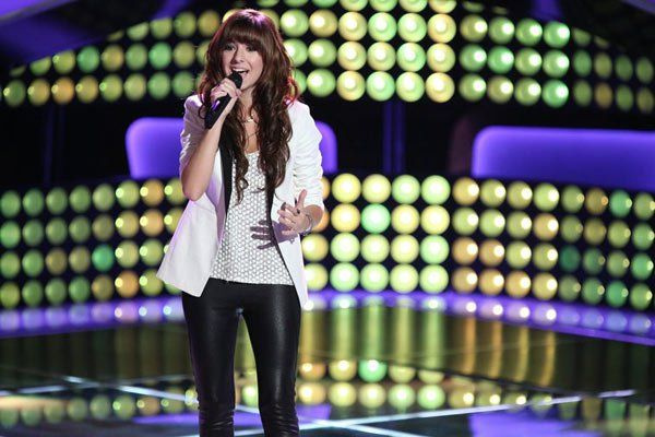 'The Voice': Christina Grimmie-- love this rocker outfit