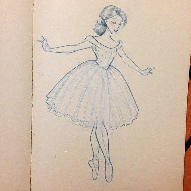 Beauty and grace!#princess #ballerina #grace #sketch #illustration #girls #animation #lovely #drawing