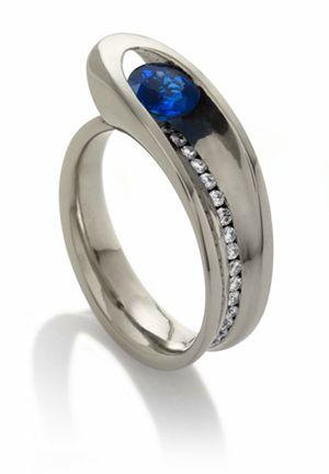 'Embrace' Ring   DESIGNYARD