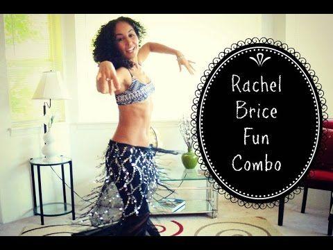 A fun Rachel Brice belly dance combination ~ Free belly dance classes online