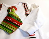 Toddler Boy Christmas Outfit.  'Jingle All the Way' Baby Boy Christmas outfit. Boy Clothing....cute.  too bad i HATE onsies after 1 yrs old though. he looks like a grmpa with his shirt tucked in! LOL