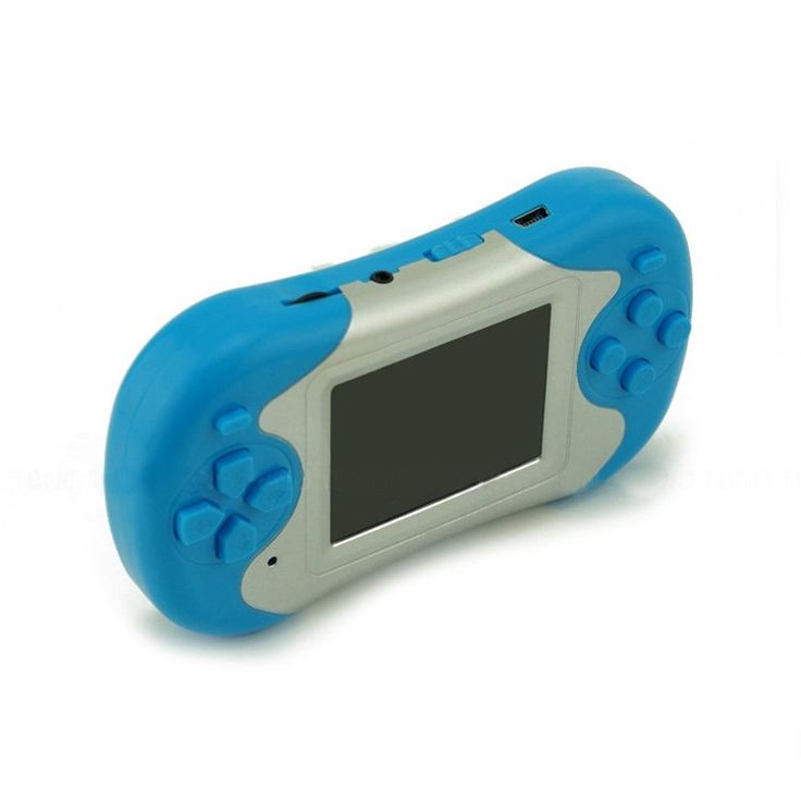 2.5 Inch 8 Bit 168 in 1 Kids Children Classical Game Players Portable Handheld Video Tetris Game Con