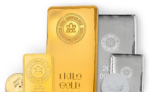 Guildhall Precious Metals Gold Silver Platinum Palladium Bullion