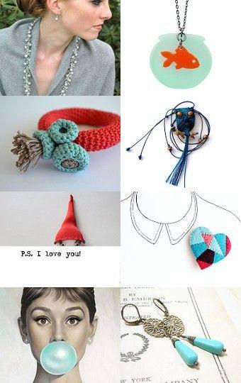 Take a Break and Buy Handmade............. by talma vardi on Etsy--Pinned with TreasuryPin.com