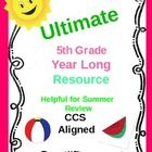 * Includes a parent letter about 5th Grade Standards.   * Includes a multiplication timed test worksheet. (answer key)  * Includes a division timed t...