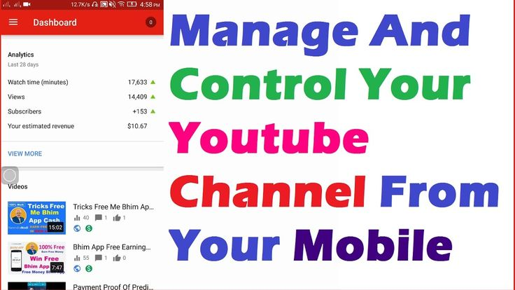 How To Realtime Manage And Control Your Youtube Channel From Your MobileHow To Manage your channel with Creator Studio App Google Launches Youtube Creator Studio App For Youtube Users  Creator Studio Youtube - How To use Creator Studio Youtube - Video Creator Studio Youtube - demo Creator Studio Youtube demo of Youtube Creator Studio App - Today Youtube Creator Studio App YouTube Creator Studio - Android Apps on Google Play  What is creator studio? Manage your Youtube channel To Youtube…