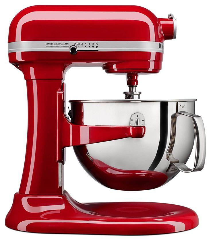 kitchenaid professional bowl-lift stand mixer 6-qt kl26m1xer
