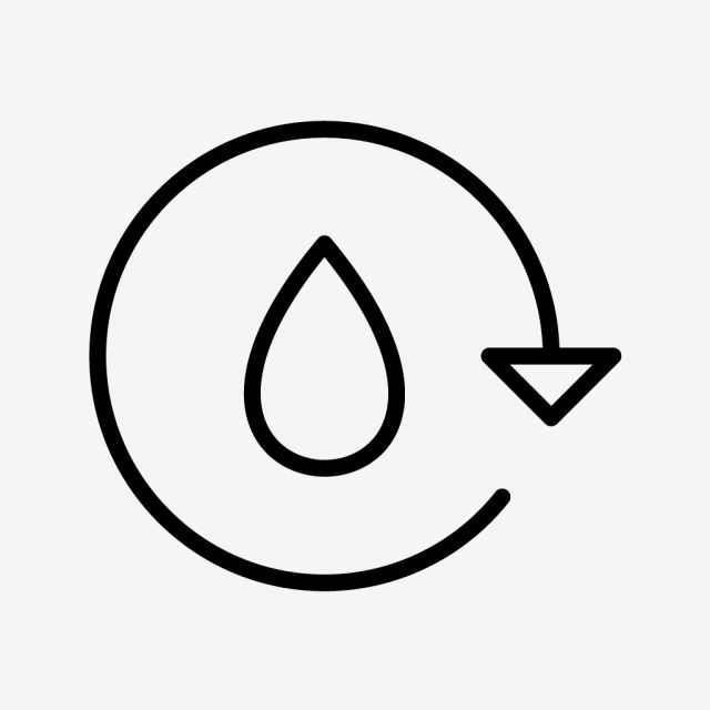 Vector Water Recycle Icon Recycle Icons Water Icons Pine Tree Png And Vector With Transparent Background For Free Download Water Icon Minimalist Drawing Graphic Design Background Templates