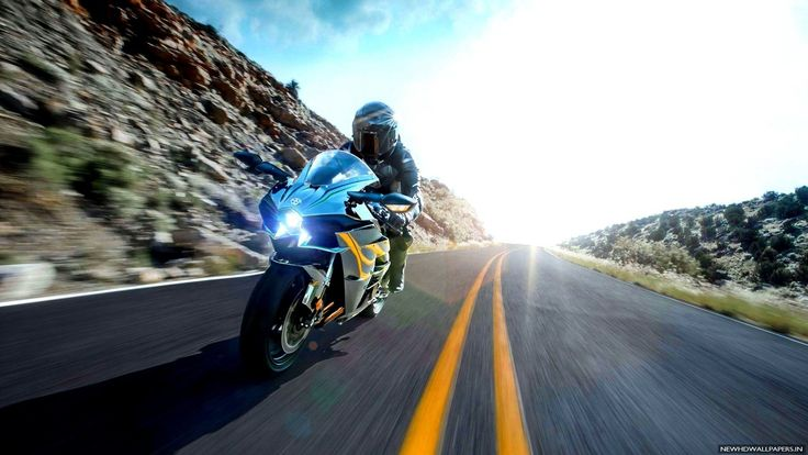 2015 New Bike Kawasaki Ninja H2 Wallpaper