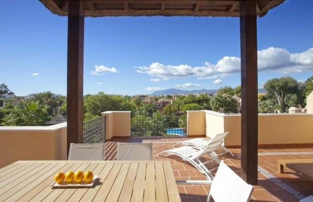 Las Mimosas de Puerto Banus, Spanish property development for sale in Puerto Banus, Spain. Off Plan property in Puerto Banus