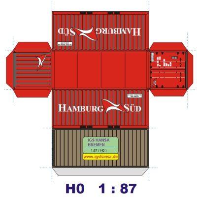 Modellbahn-igshansa-Bastelbogen-Container-H0_400.jpg 400×404 pixels