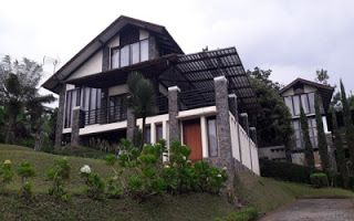 Villa Istana Bunga 1 Kamar - Villa Blok X No 4