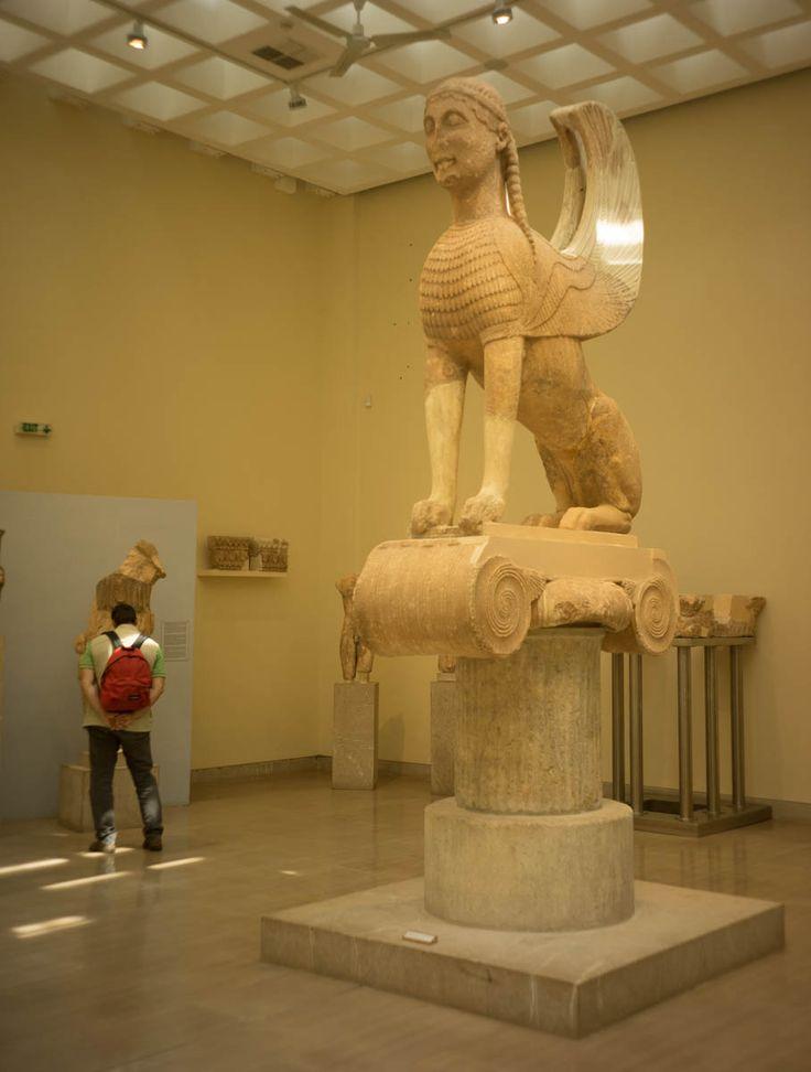 Delfi, museum
