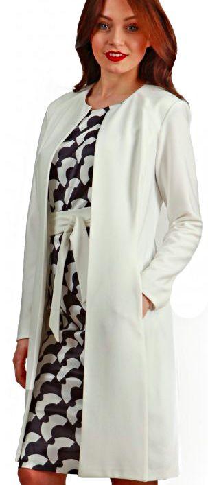 Model Twilight coat