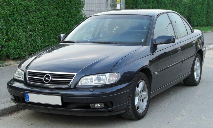Opel Omega B2