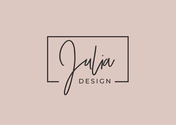 Vorgefertigtes Logo-Design modernes Logo Logo für Blogger kreatives Logo Vektor-Logo-Format Schwarz und Weiß