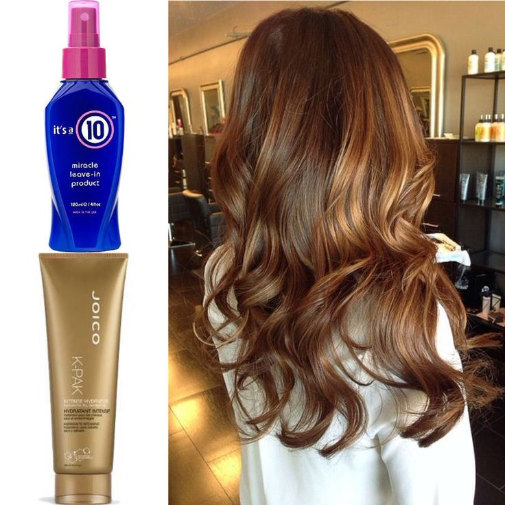 How to get smooth & shiny hair!