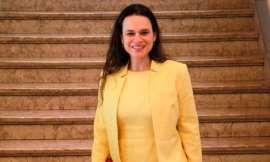 Janaina Paschoal, professora da USP.