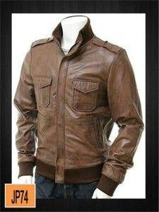 Jual Jaket Kulit Domba Model Bomber Jacket atau Jaket Perang Korea - lihat #jualjaketkulitdomba di toko online http://jaketgue.com