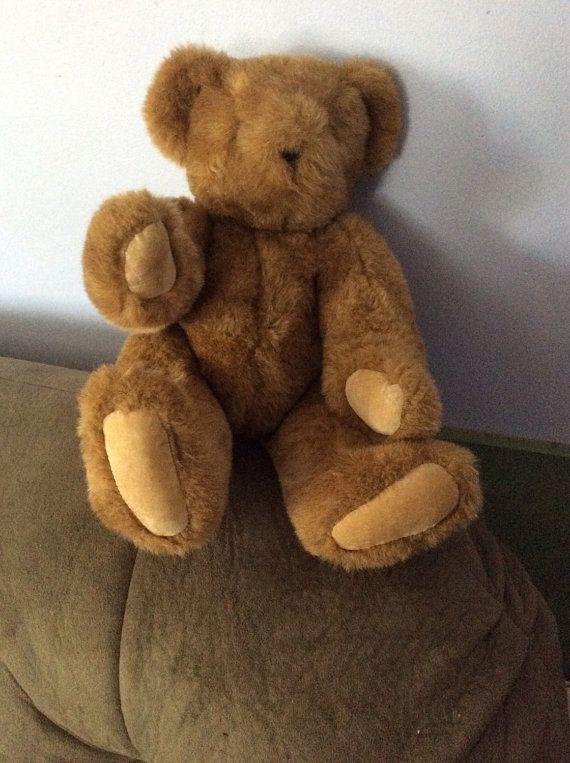 Vintage Teddy Bear Vermont teddy bear outstanding by EMTWTT