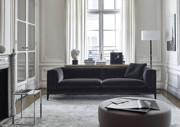 Sofa Dives Maxalto - Design by Antonio Citterio
