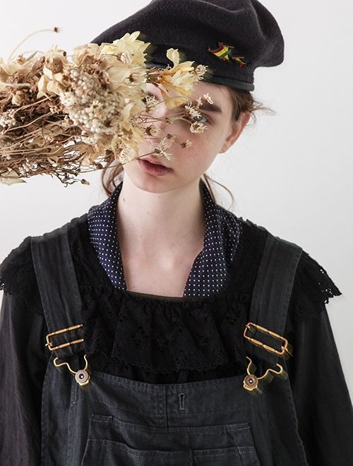 """自然体の日々を提案するnest Robeネストローブで選びたい""""2016秋冬""""のリネン服"""