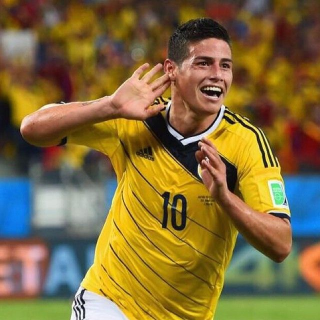 The surprise star of this year's World Cup, Colombia's James Rodríguez has become an overnight sensation after a dazzling run so far in Brazil.