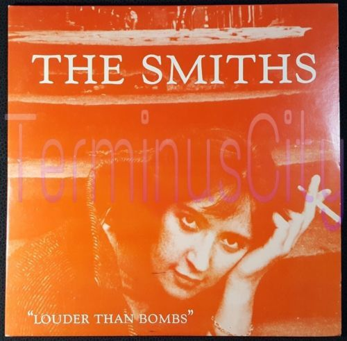 The Smiths - Louder Than Bombs Double LP Record